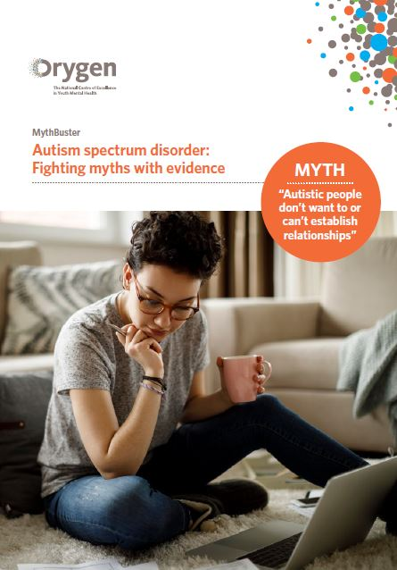 Autism spectrum disorder: Fighting myths with evidence
