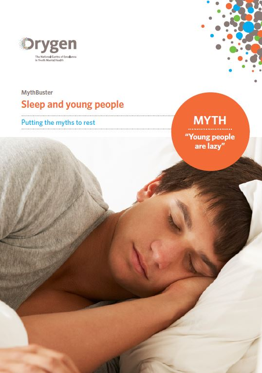Sleep and young people: Putting the myths to rest