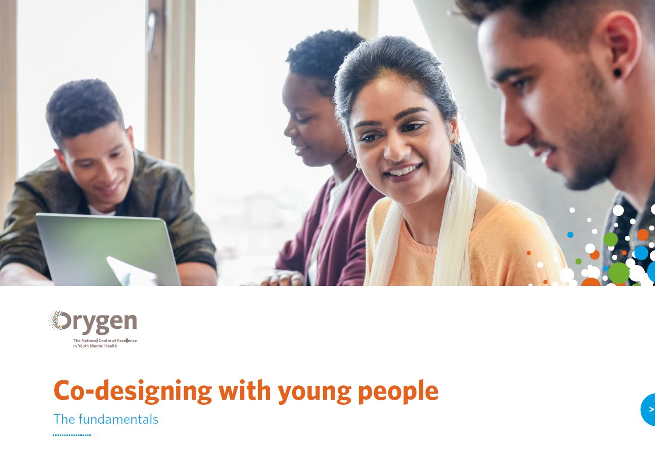 Co-designing with young people: The fundamentals