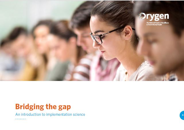 Bridging the gap: an introduction to implementation science