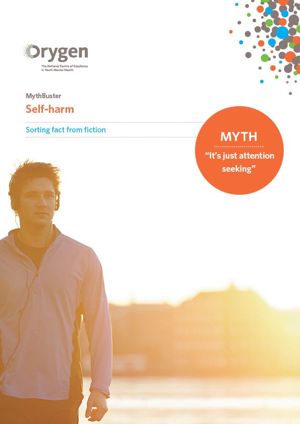 Self-Harm: Sorting Fact from Fiction