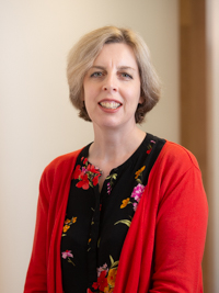 Associate Professor Kelly Allott picture